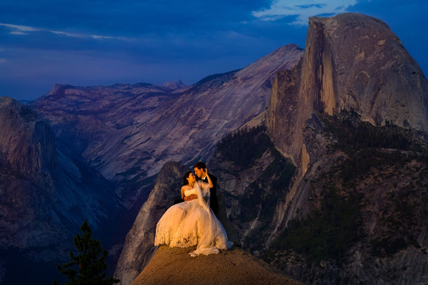 yosemite wedding portrait half dome.jpg